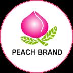 PEACh BLANDロゴ